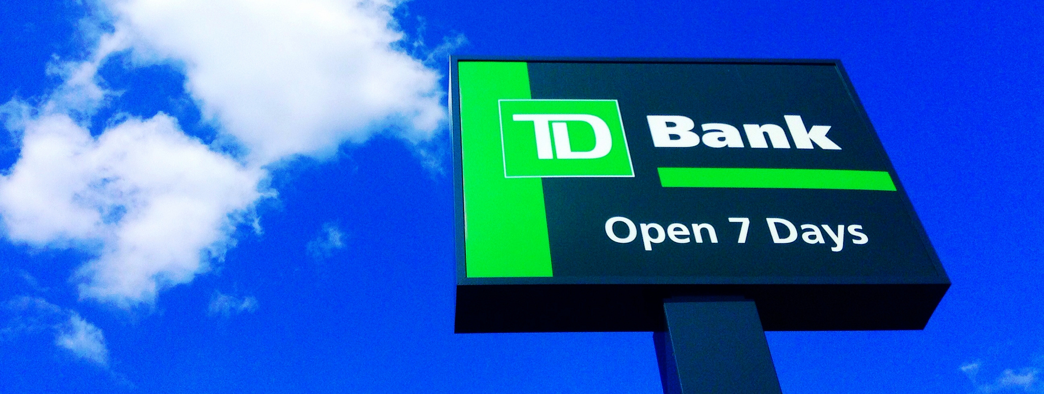 TD Bank Customers Feel It